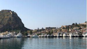 Mediterranean Yacht Show 2018 in Nafplion, Greece