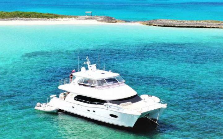 OHANA catamaran yacht charter cruising Caribbean Virgin Islands - Top yacht charter destination