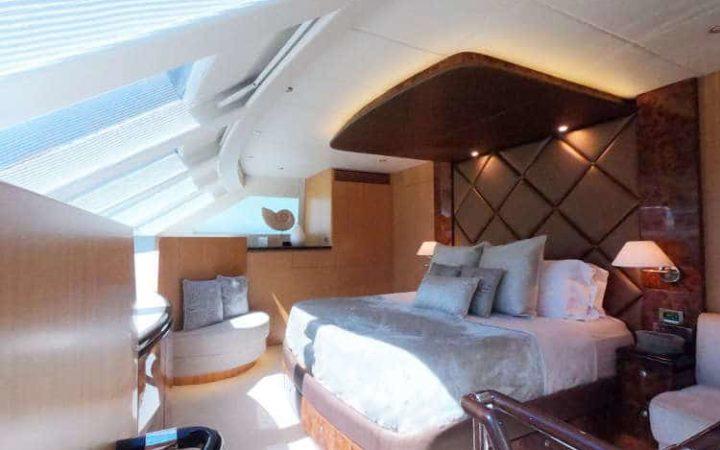 OHANA catamaran yacht charter king cabin